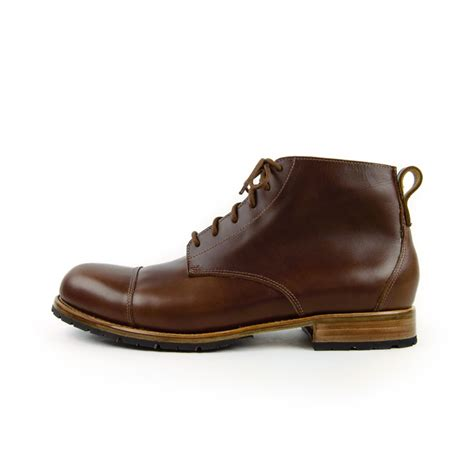 boots shoes mercer boot brown cord shoes and boots