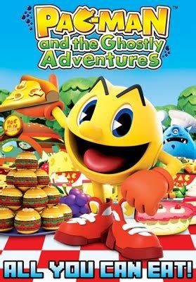 Pac And The Ghostly Adventures My Busy Book pac and the ghostly adventures all you can eat tv on play