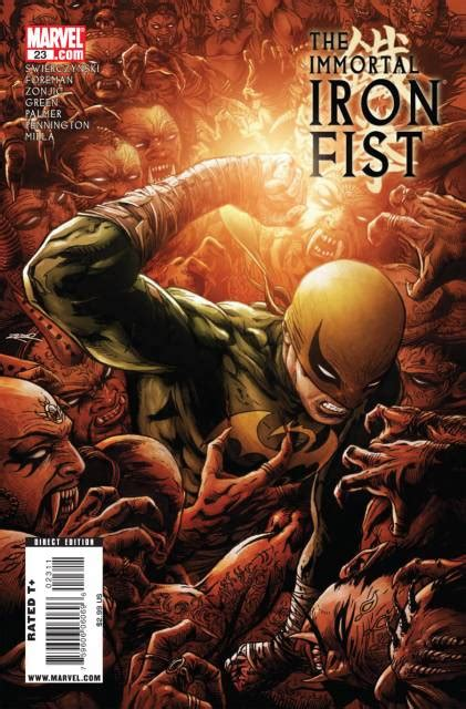 immortal iron fist 27 a aug 2009 comic book by marvel the immortal iron fist volume comic vine