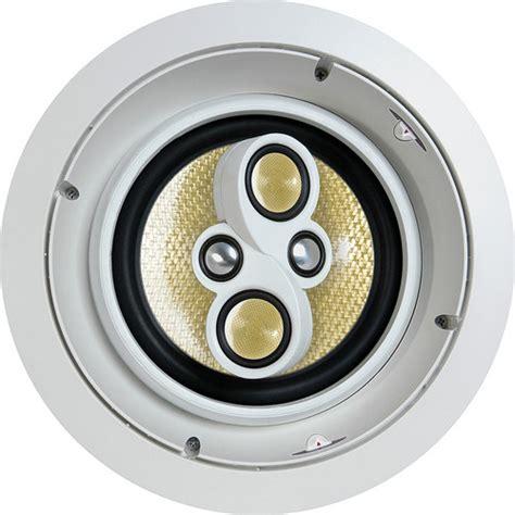 speakercraft ceiling speakers speakercraft aim wide five in ceiling speaker asm70851 b h