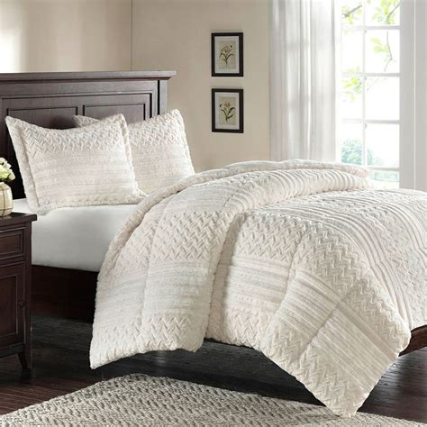 Premier Comfort Silverton Fur Down Alternative 3 Piece