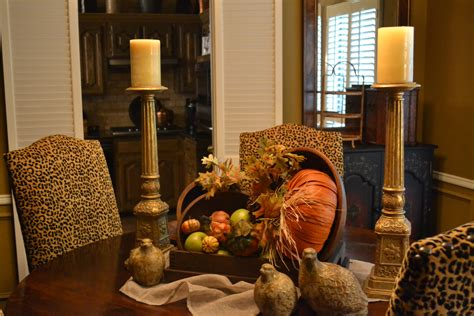 mrs ralphs touch of fall decor it is filled with antique