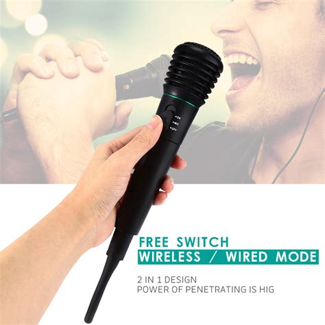Pop Filter Untuk Stand Mic Microphone Condenser Layer mikrofon profesional 2 in 1 wireless wired wm 308