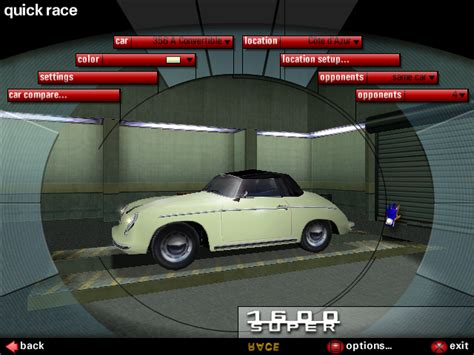 Need For Speed Porsche Download by Abandonware Games Need For Speed Porsche Unleashed
