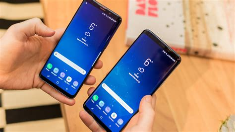 Samsung Galaxy S9 samsung galaxy s9 review the best but bigger tech advisor