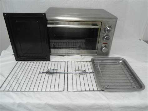 hamilton 31103 countertop oven with convection and