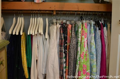 Wood Closet Hangers by White Wood Hangers For A Closet Makeover