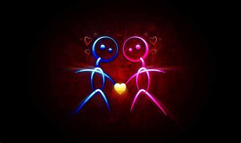 Imagenes Abstractas De Parejas | 28 im 225 genes de parejas enamoradas 14 de febrero d 237 a