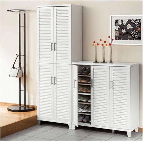 White Shoe Cabinet With Doors by Shoe Storage Cabinet Sydney Bar Cabinet