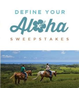 Happy Star Review Sweepstakes Entry - chance to win 100 000 spg starpoints sweepstakes define your aloha points miles