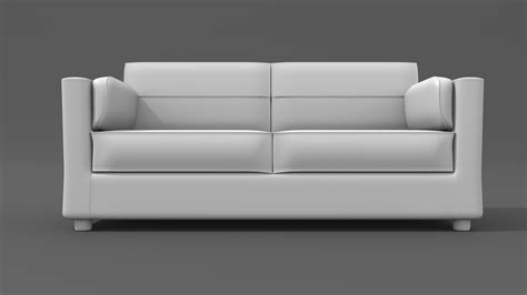 What Sofa Should I Buy by Unsculpted Untextured Sofa 3d Model By Plentiful