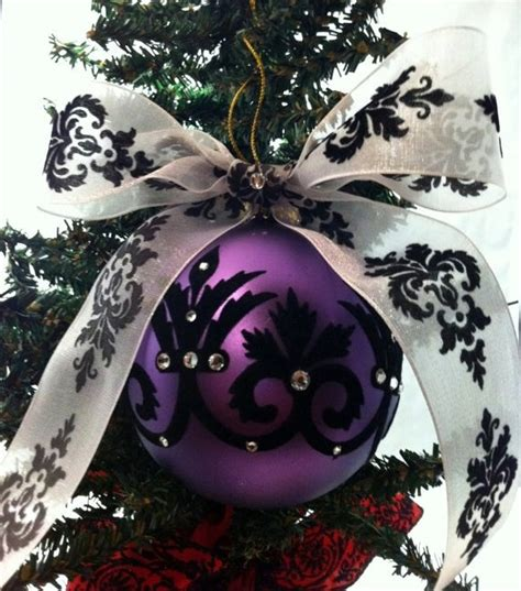 38 best images about elegant purple christmas on pinterest