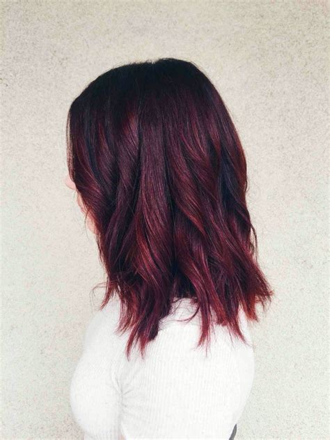 cherry hair color 25 best ideas about cherry hair colors on