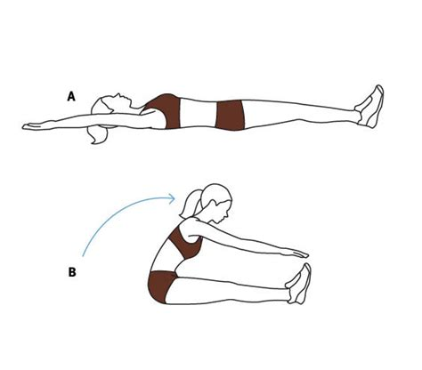 move 2 roll up lower abdominal exercises real simple
