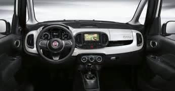 Fiat 500 Litre Fiat 500l 2017 Restyling Prezzo Interni E Novit 224 Anche