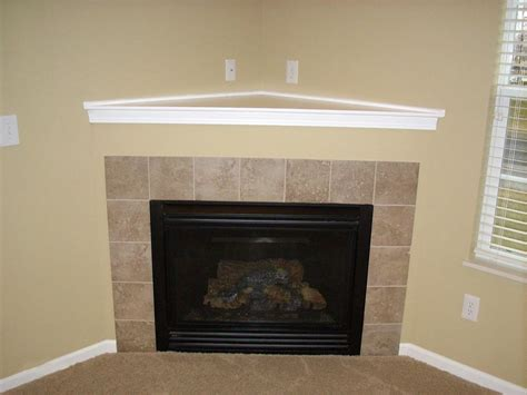 Corner Fireplace With Mantel by Corner Fireplace Mantels And Surrounds Fireplace Designs