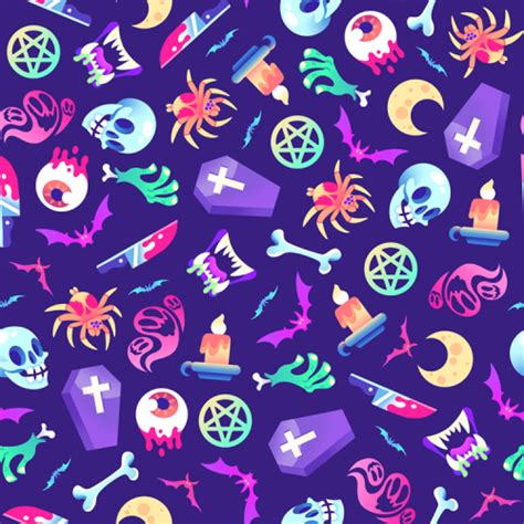 halloween pattern background tumblr pastel goth background tumblr