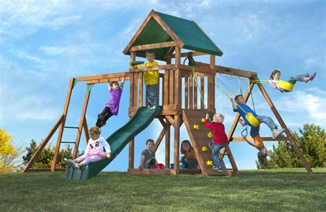 swing set with monkey bars outdoor swingset with monkey bars high flyer monkey bars