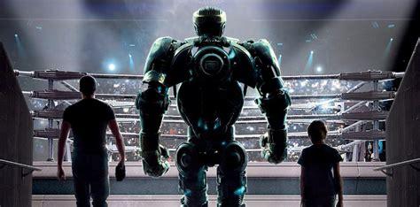 film robot pugile real steel cuori d acciaio