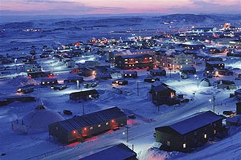 Canadian Homes by 10 Interesting Nunavut Facts My Interesting Facts