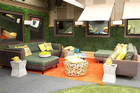 big brother backyard backyard furniture big brother network