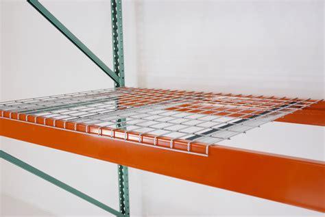wire decking for pallet racks 42 d x 58 w pallet rack wire deck pallet rack now