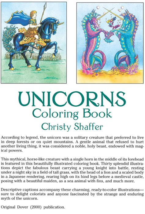 the cowboy and the unicorn coloring book books welcome to dover publications