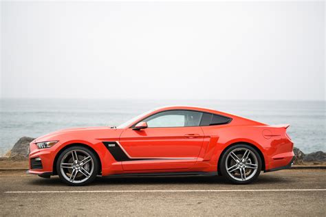 canada mustang parts suiting up 2015 roush mustang components