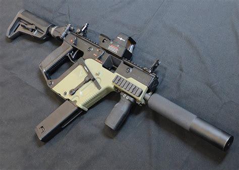 Airsoft Gun Kriss V bunny custom kriss vector crb gbb popular airsoft