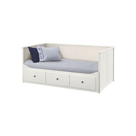 ikea hemnes sofa hemnes white daybed day bed and mattress