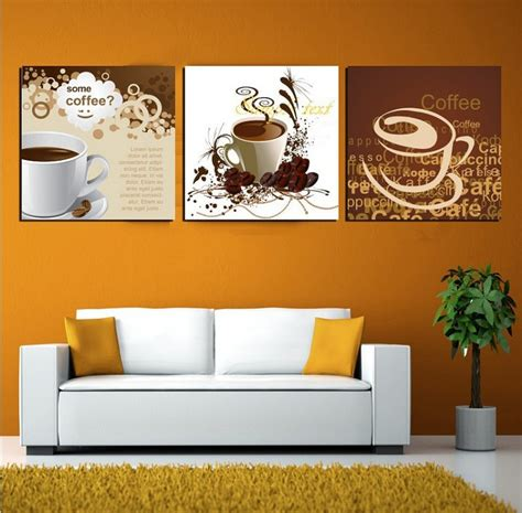 free shipping deco wall pictures 3 panel canvas