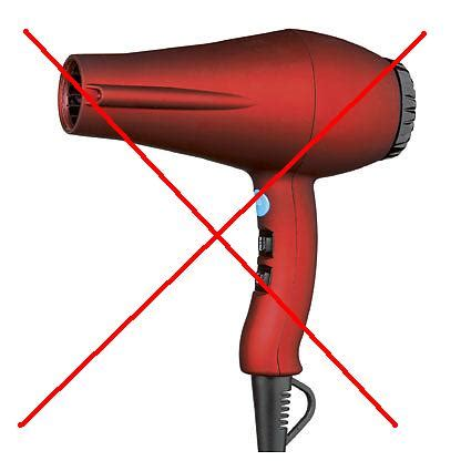 Hair Dryer Hair Damage 7 must follow tips for healthy hair the layer loxa 174