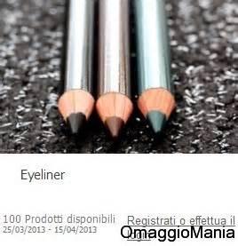 testare prodotti gratis a casa test prodotto gratis eyeliner da toluna omaggiomania