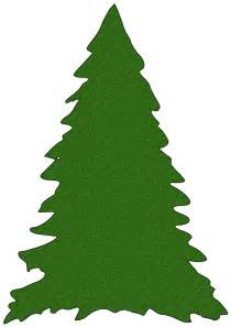 Tree Outline Green by Green Tree Outline Clipart Clipart Suggest