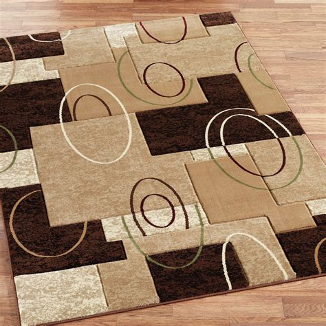 Area Rugs Contemporary Modern Cha Cha Beige Modern Area Rugs