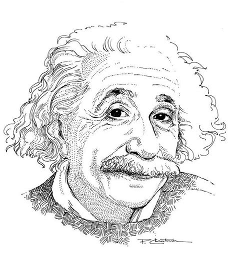biography sketch of albert einstein quotes albert einstein drawings quotesgram