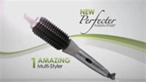 Perfector Hair Styler Infomercial by Does Perfecter Fusion Styler Really Work