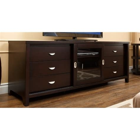 72 inch console abbyson living kingsley 72 inch tv console in