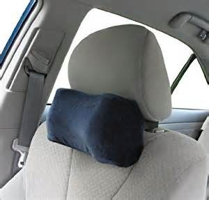 car neck pillow soft version neck pillow