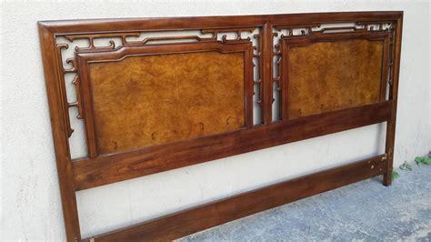 oriental headboard on sale hollywood regency oriental style king size