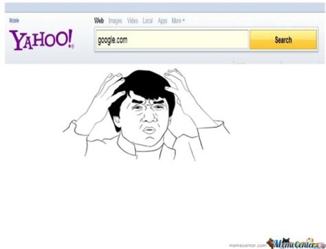 Search For Memes - google vs yahoo memes best collection of funny google vs