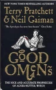 libro good omens vinci una copia di good omens o di un altro libro a piacere 171 il tempo di leggere
