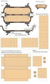 diy plans printable dollhouse furniture patterns pdf