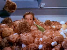 trek tribbles quot chapel with tribbles quot by barnaby ward boing boing