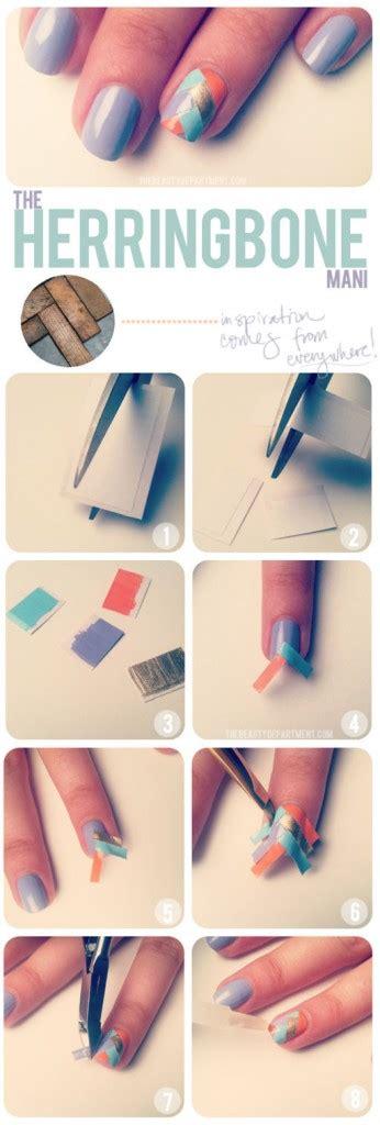 tutorial gleam wordpress 12 amazing diy nail art designs