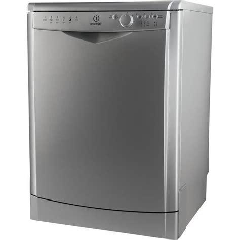 Indesit Lave Vaisselle 7838 by Indesit Dfg26b1nx Lave Vaisselle Posable 13 Couverts