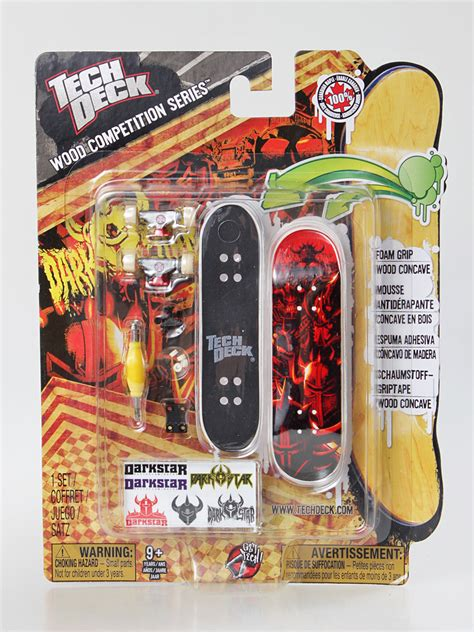 tech deck darkstar tech deck fingerboard darkstar wood competition 01
