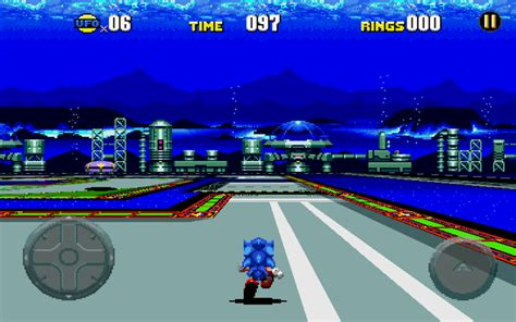 sonic apk free sonic cd 1 0 6 apk android arcade