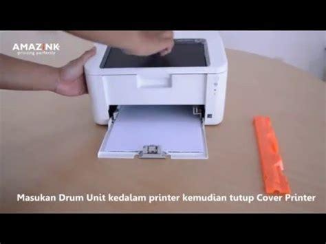 Toner Xerox P115w cara memasang cartridge toner fuji xerox p115w
