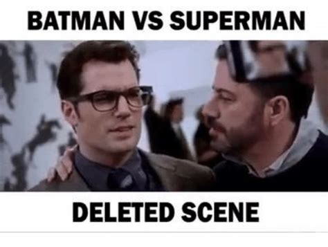 Superman Better Than Batman Memes - 25 best memes about delete delete memes